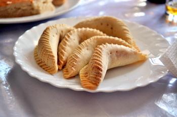 Gazelle Cookies