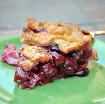 Cherry Pie Slice