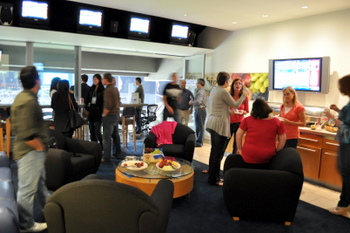 Luxury Suite at Dodger Stadium