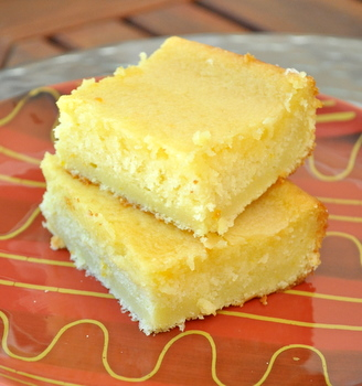 Orange Sour Cream Cake | Baking Bites