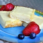 Buttermilk Pie Bars