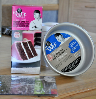Duff Cake Decorating Products