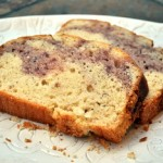 Raspberry Almond Swirl Bread