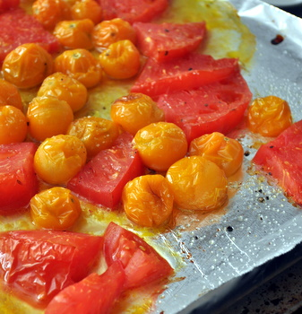 Tomatoes, roasted