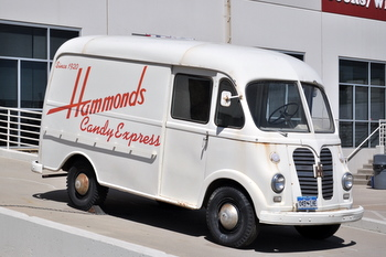 Hammond's Candies Van