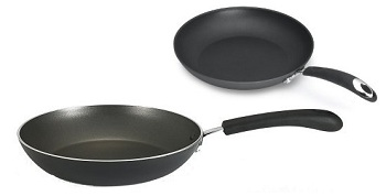 T Fal and Bialetti Frying PAns
