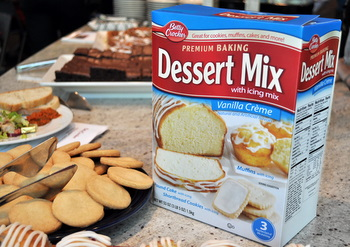 Betty Crocker Dessert Mix