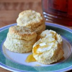 Biscuits with Cornmeal