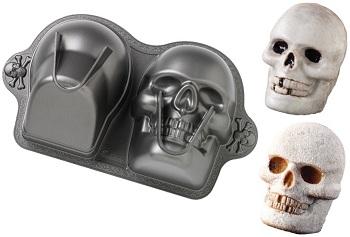 Wilton 3D Skull pan