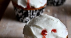 How to make Vampire Cupcakes (video)