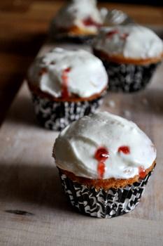 Nicole's Vampire Cupcakes