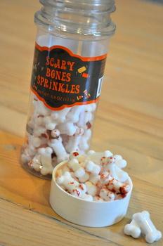 Scary Bones Sprinkles