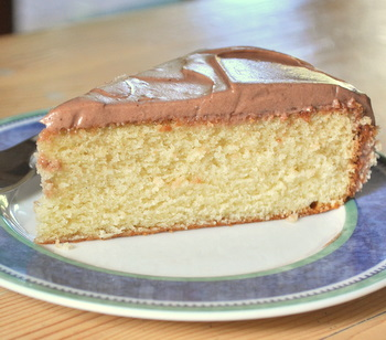 Perfect Yellow Cake