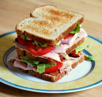 Perfect Turkey Club