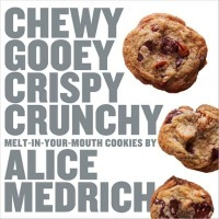 Chewy Gooey Crispy Crunchy