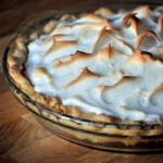 Meyer Lemon Meringue Pie