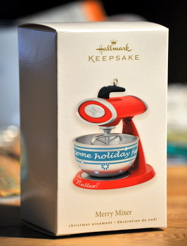 Merry Mixer Ornament