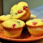 Orange Cranberry Muffins