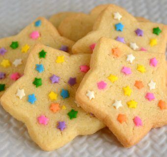 How to Get Sprinkles to Stick to Cookies