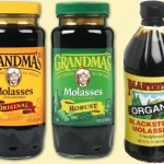 Molasses bottles