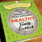America's Test Kitchen Healthy Family Cookbook giveaway!