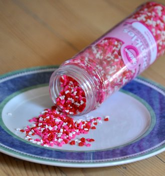 Heart Sprinkles