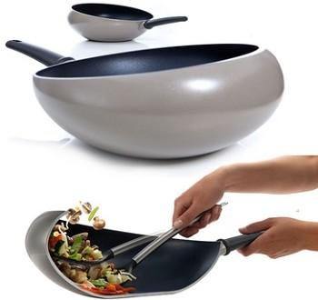 boomerang wok baking bites. Black Bedroom Furniture Sets. Home Design Ideas