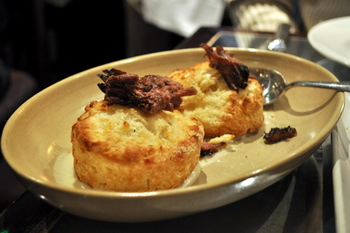 Ad Hoc Biscuits and Burnt Ends