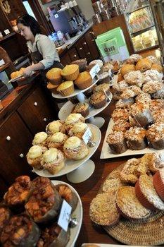 Bouchon pastries