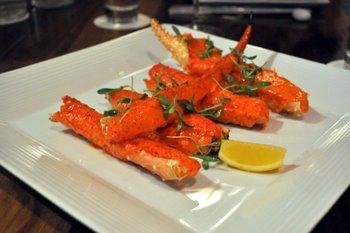 Morimoto Crab Legs
