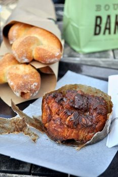 Bouchon Bread and Monkey Bread