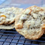 Aprict Chocolate Chip Oatmeal Cookies