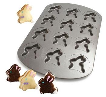Wilton Bunny Whoopie Pie Pan