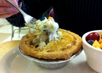 Butter Cream Bakery Chicken Pot Pie