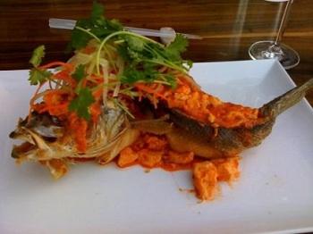 Morimoto Fish