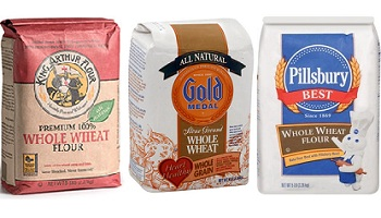 Whole Wheat Flours