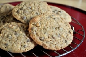 Cappuccino Chocolate Chip Brown Sugar Cookies