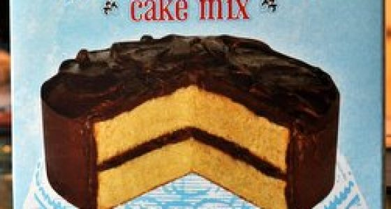 Trader Joe's Golden Yellow Cake Mix, reviewed