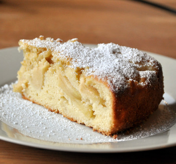 Breton Apple Cake