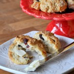 Mini Irish Soda Bread with Dried Fruit