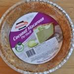 Manischewitz Coconut Macaroon Pie Crust