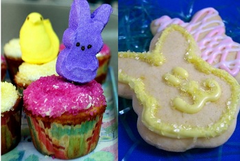 Easter Bunny Baking Ideas