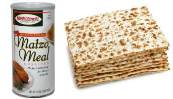 Matzo and Matzo meal