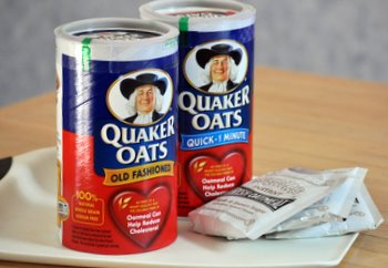 Quaker quick oats vs old fashioned 62