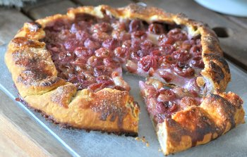 Grape Galette