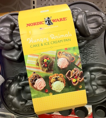 Hungry Animals Cake and Ice Cream Pan