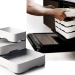 Oven to Table Stacking Bakeware