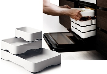 Oven To Table Stacking Bakeware Baking Bites