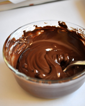 Bowl o' chocolate