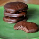 Homemade Gluten Free Thin Mints